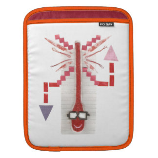 Mr Thermostat I-Pad Sleeve iPad Sleeves