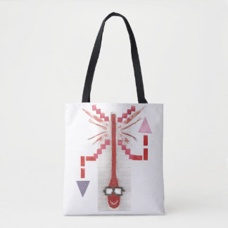Mr Thermostat Tote Bag