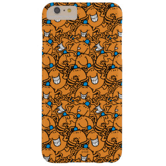 Mr Tickle | Orange Tickle Pattern Barely There iPhone 6 Plus Case