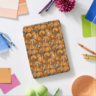 Mr Tickle | Orange Tickle Pattern iPad Air Cover