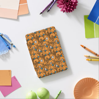 Mr Tickle | Orange Tickle Pattern iPad Mini Cover