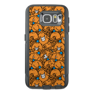 Mr Tickle   Orange Tickle Pattern OtterBox Samsung Galaxy S6 Case