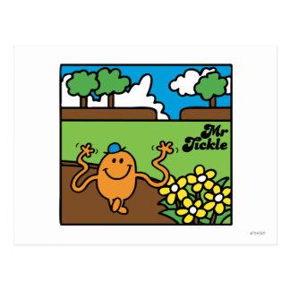 Mr. Tickle | Outdoor Fun Postcard