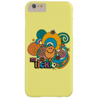 Mr. Tickle | Psychedelic Swirls, Stars, & Flowers Barely There iPhone 6 Plus Case
