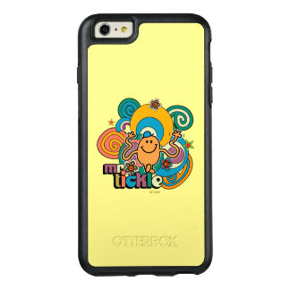 Mr. Tickle | Psychedelic Swirls, Stars, & Flowers OtterBox iPhone 6/6s Plus Case
