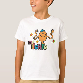 Mr. Tickle | Sparkling Stars T-Shirt