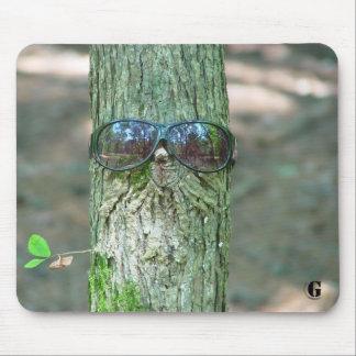 Mr. Tree Mousepad