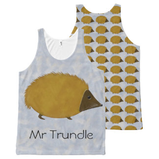 Mr Trundle All-Over-Print Tank Top