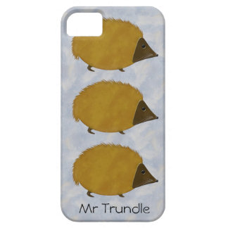 Mr Trundle iPhone 5 Covers