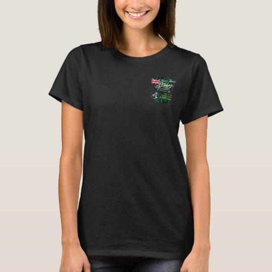 Mr T's Spirit dragster T shirt. Ladies fit T-Shirt