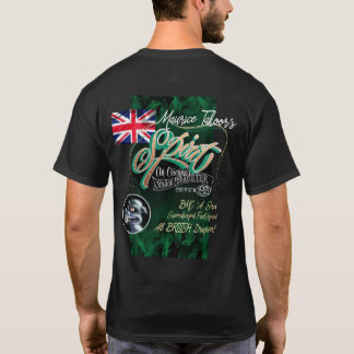 Mr T's Spirit dragster T shirt. T-Shirt