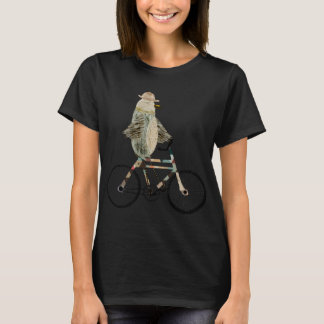 Mr Tweet On His Bike T-Shirt