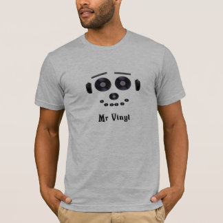 Mr Vinyl T-Shirt