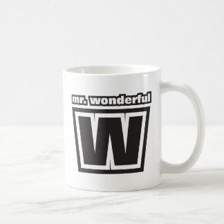 Mr Wonderful Coffee Mug