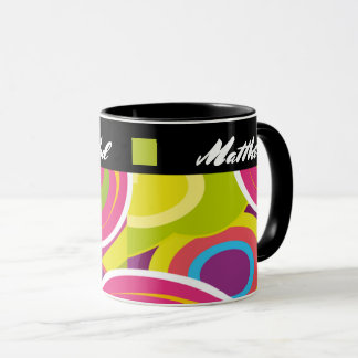Mr.Wonderful | Custom Name Birthday Gift Mugs