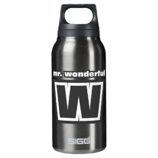 Mr. Wonderful Insulated Water Bottle