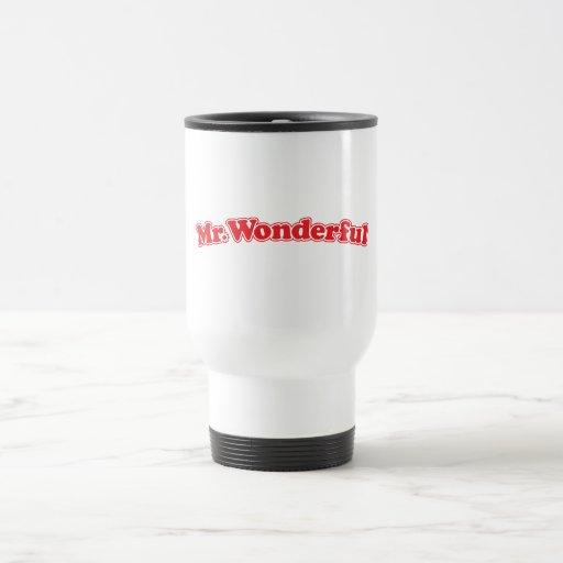 Mr Wonderful Coffee Mugs