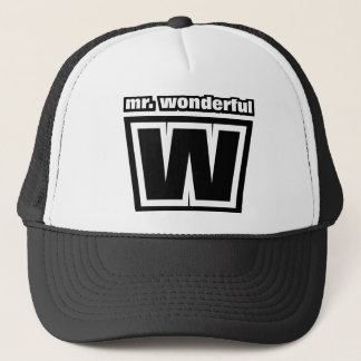 Mr Wonderful Trucker Hat