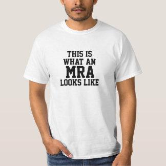 MRA: Men's Rights Activists T-Shirt