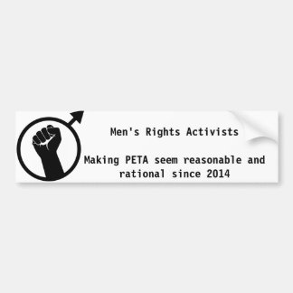 MRA Since 2014 Bumper Sticker