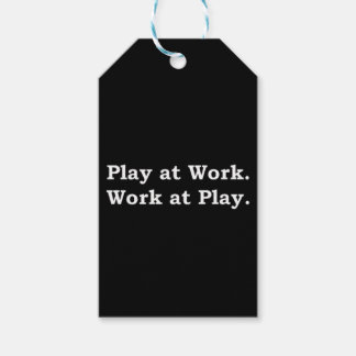 Mre Zen Anything Sayings - Play at Work Gift Tags