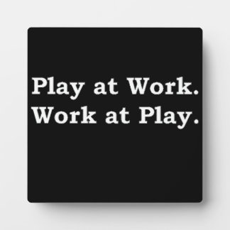 Mre Zen Anything Sayings - Play at Work Plaque