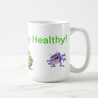 MrGerm, The Unhealthy Healthy! Coffee Mug