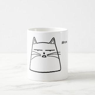 """""""Mrow"""" Mug"""