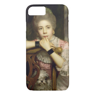 Mrs Abington as Miss Prue in Congreve's 'Love for iPhone 7 Case