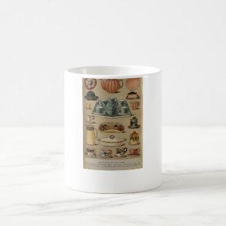 Mrs Beeton Breakfast Tea China Crockery Coffee Mug