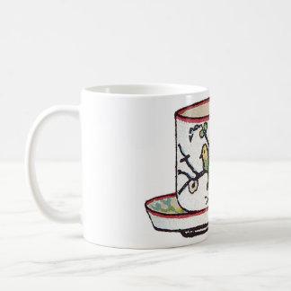 Mrs Beeton s Tea Cup with Birds Mug