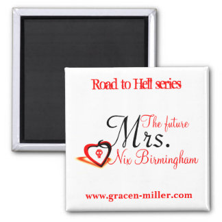 Mrs. Birmingham Magnet