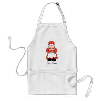 Mrs. Claus Apron
