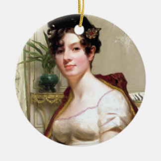 Mrs. Darcy Ornament