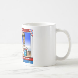 Mrs. Debate Coffee Mug