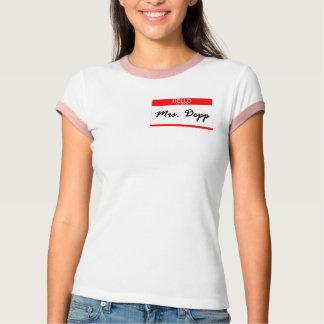 Mrs. Depp T-Shirt