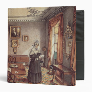 Mrs Duffin's dining room at York 3 Ring Binder