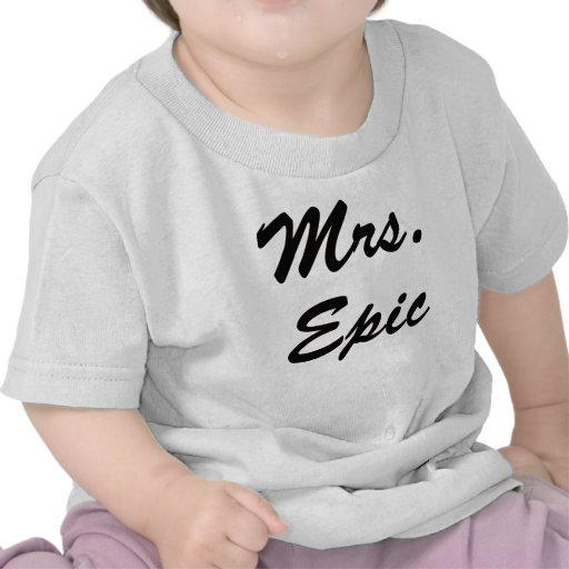 Mrs. Epic Shirts