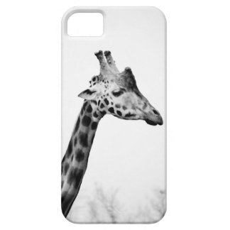 Mrs Giraffe iPhone 5 Covers