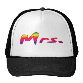Mrs Hat Cap