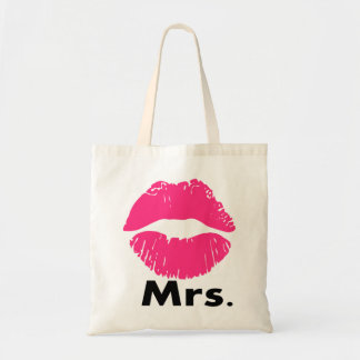 mrs.,just married,newly wed,wedding anniversary tote bag