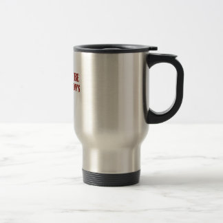Mrs Mammadov designs Travel Mug