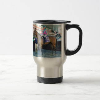 Mrs. McDougal & Jose Ortiz Travel Mug