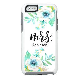 Mrs. Modern Script Otterbox iPhone 6/6s Case