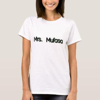 Mrs. Mufasa T-Shirt