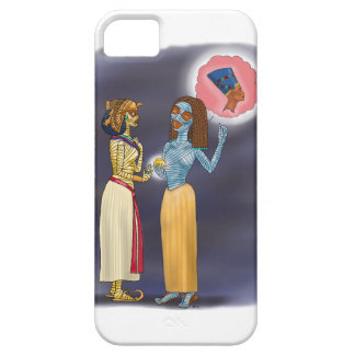 Mrs Mummific shopping Case For The iPhone 5