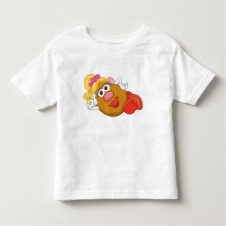 Mrs. Potato Head Laying Down Toddler T-shirt