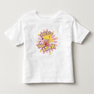 Mrs. Potato Head - Pop Star Toddler T-shirt