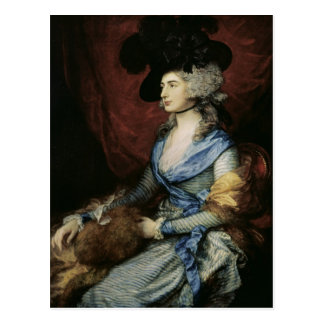 Mrs Sarah Siddons, the actress , 1785 Postcard
