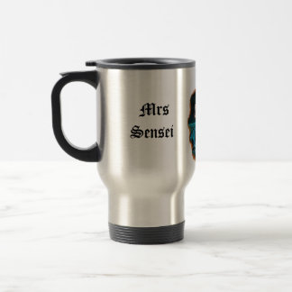 Mrs Sensei Training Mug